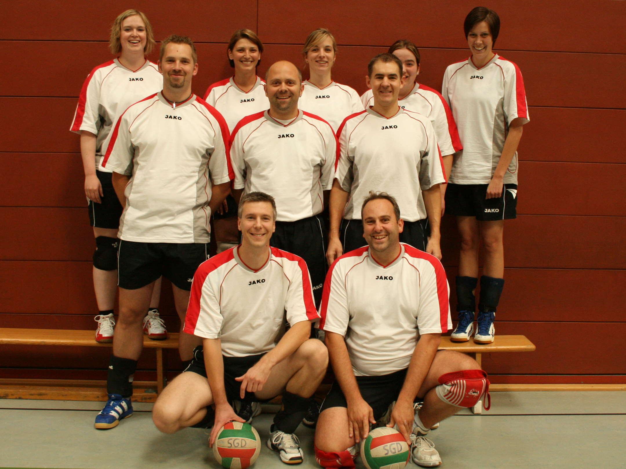 Mannschaft der Saison 2009/10